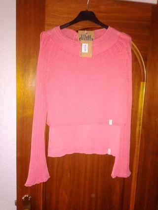 jersey y camiseta en algodón
