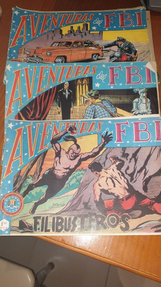 Comics años 55/60