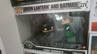 Funko Pop Pack Green lantern and batman
