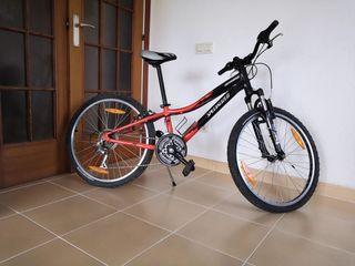 Bicicleta infantil specialized 21 pulgadas de alum