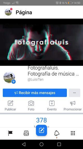 Realización de fotos y vídeos musicales