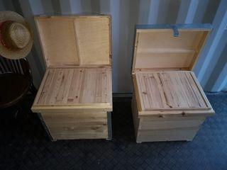 2 COLMENAS LAYENS nuevas a estrenar (apicultura)