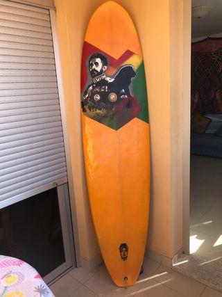 Tabla de surf 7.2'