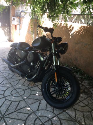 Harley davidson forty-eight 1200 año 2018