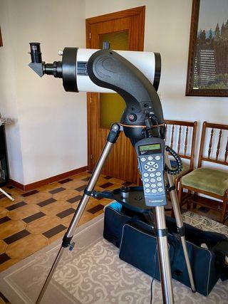 Telescopio Bresser con montura Nexstar STL