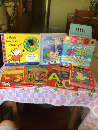 Lote libros y cuentos infantiles 1