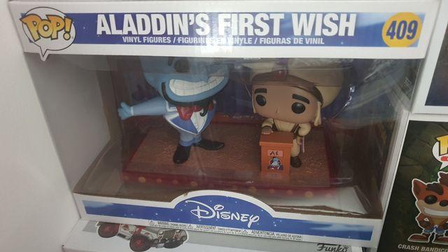 Funko Pop Aladdin's firts wish