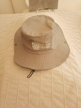 sombrero Panama Jack nuevo