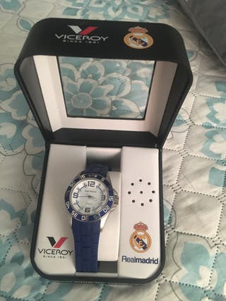 Reloj Del Real Madrid .Viceroy