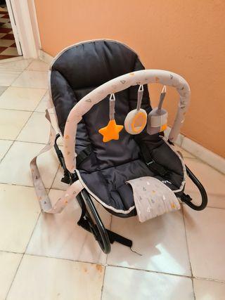 Gandulita reclinable para bebé