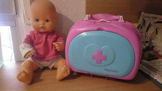 Nenuco y maletín originales