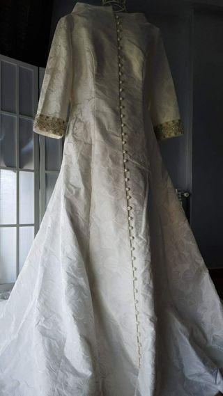 traje de novia. Sin estrenar.