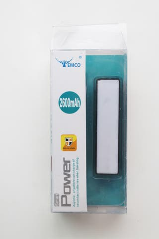 Cargador powerbank portatil