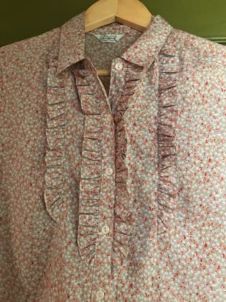 Camisa vintage japonesa