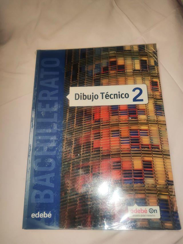 Libro Dibujo Técnico 2°Bachillerato Edebé