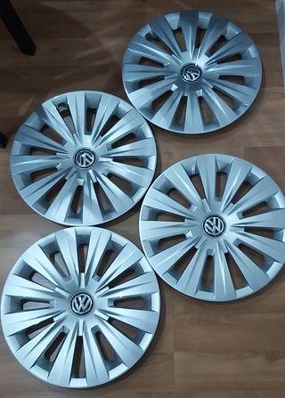 Tapacubos originales Volkswagen A ESTRENAR