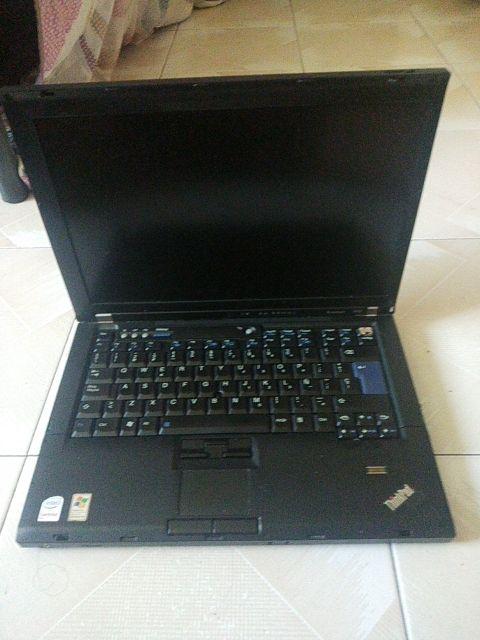 ordenador ThinkPad para piezas