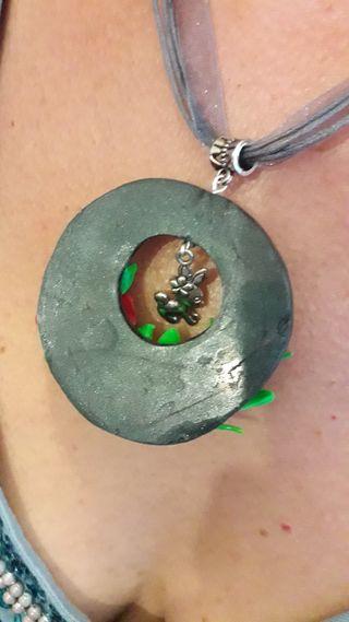 Handmade Jewelry Pendant Necklace