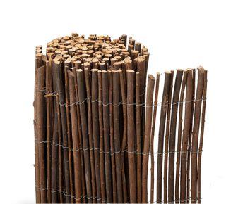 Cañizo - bambú natural para terraza o jardín