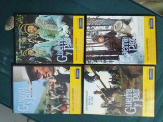 Series Clásicas TVE: Guerra y Paz.