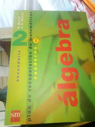 libro algebra