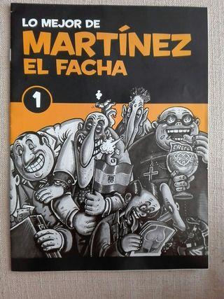 Colección lo mejor de Martínez el facha