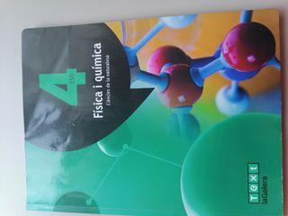 física y química 4 ESO