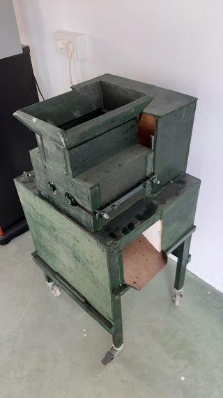 Machacadora de Aceituna Automática