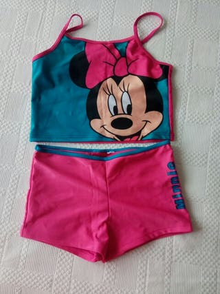 Bikini niña Minnie 8-10 años