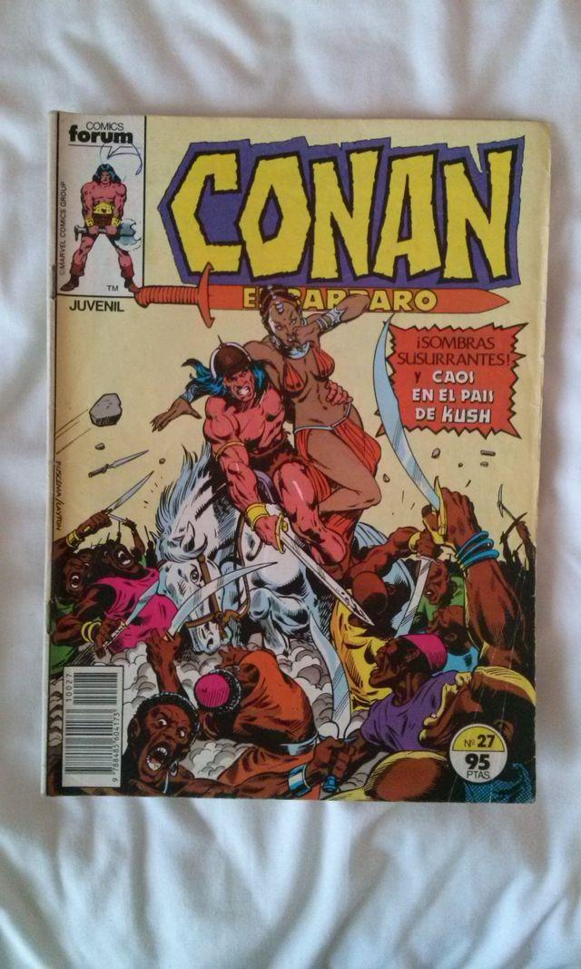 Lote Conan el Bárbaro (Forum)