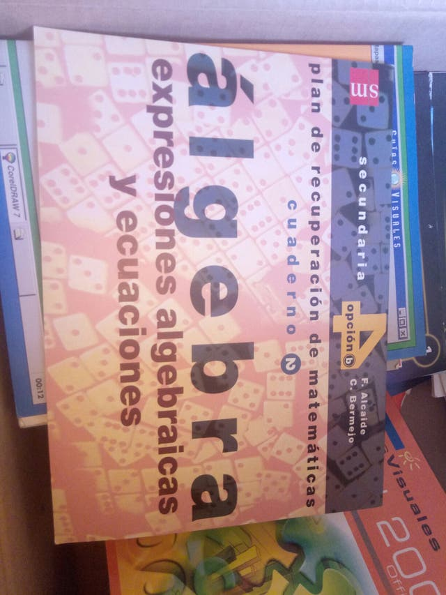 libro algebra sm