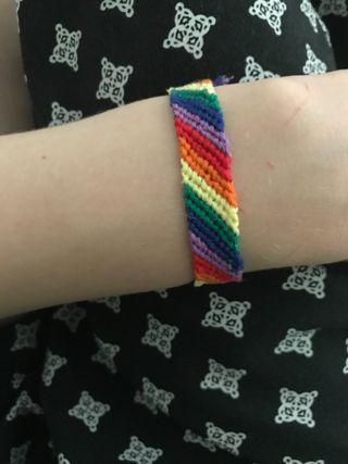 Custom Pride Bracelet