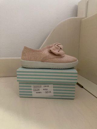 Zapato con suela