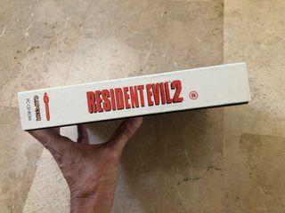 Resident Evil 2 PC en caja de cartón
