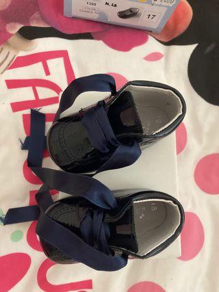 Zapatos sin suela
