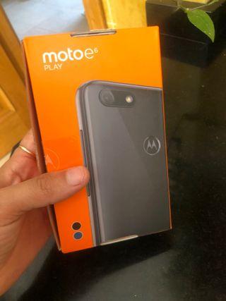 Motorola mote6 e