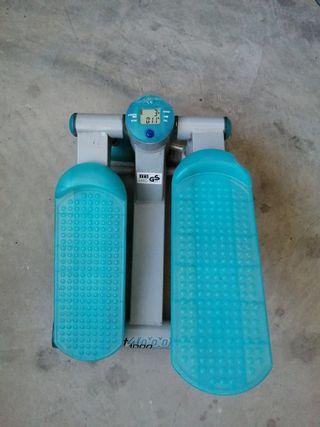 Maquina de step piernas gluteos
