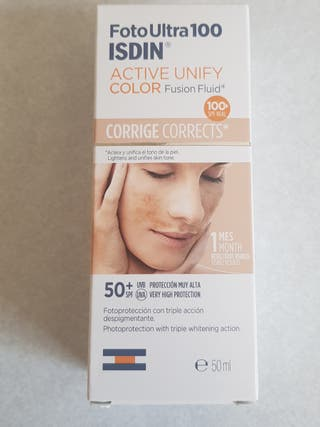 isdin sun face cream