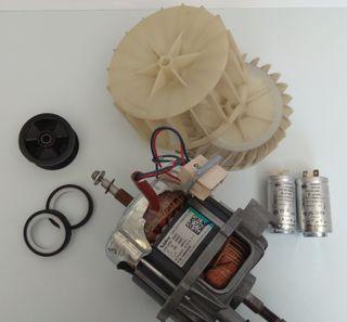 Motor eléctrico secadora de condensación 150W