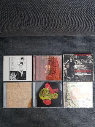 Chicago / Humble Pie / Rod Stewart - CD