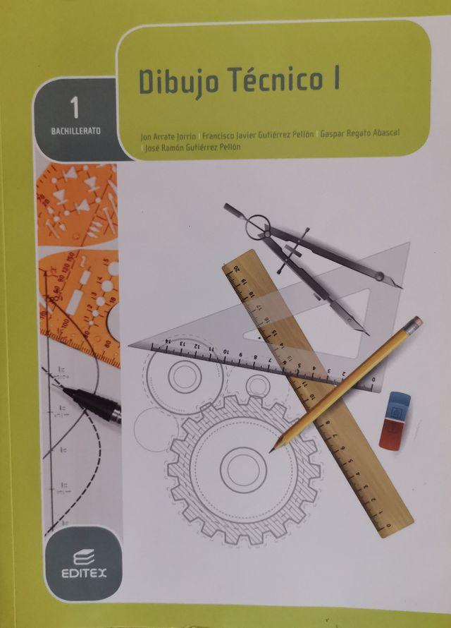 Libro de texto Dibujo Técnico 1º Bachillerato