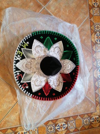 sombrero original mexicano