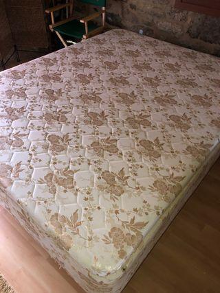 Canapé arcón somier tapiflex 150 X 190