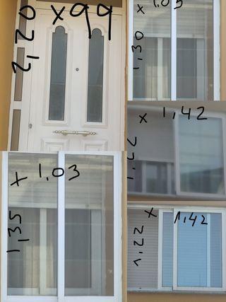 ventanas y puertas aluminio