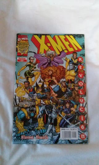X-Men (Forum) Grapas