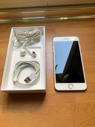 iPhone 7Plus 128GB Rose Gold.