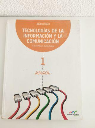 libro de TIC 1 bachillerato