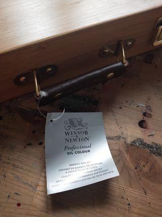 Maletín óleos Winsor&Newton
