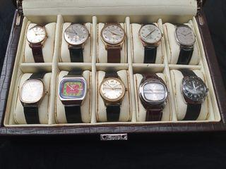 lote reloj de cuerda antiguo