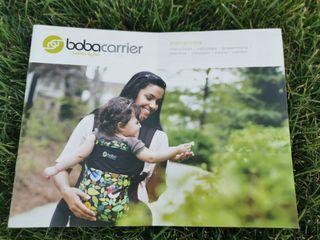 Mochila portabebé Boba Carrier 4g